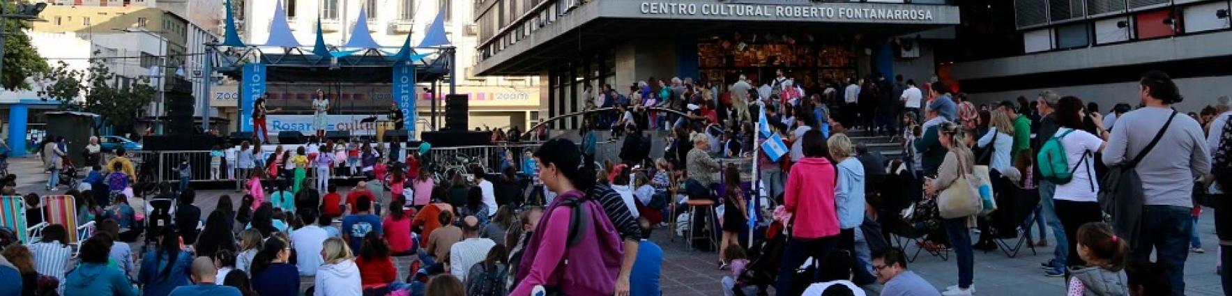 Feria Internacional del Libro 2019 Rosario