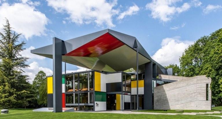 Reabrió sus puertas el icónico Pabellón Le Corbusier