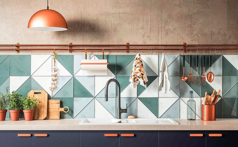Nuevas tendencias de decoración en cocinas